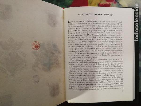 Libros de segunda mano: BIBLIA MORALIZADA - EDITORIAL CASARIEGO - Foto 4 - 222730351