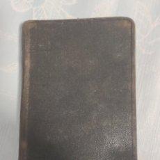 Libros de segunda mano: ANTIGUO LIBRO. Lote 222806313