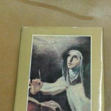 Libros de segunda mano: SANTA TERESA CARTAS EDIT. MONTE CARMELO BURGOS NUEVO. Lote 222811667