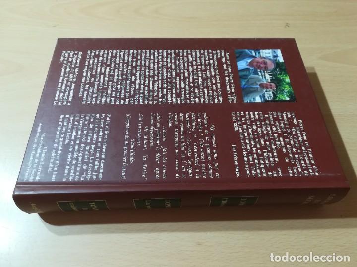 Libros de segunda mano: LOURDES LES SECRETS / PIERRE PENE - EN FRANCES / AUGE FRERES / P+106 - Foto 2 - 222824355