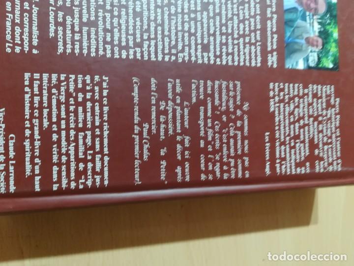 Libros de segunda mano: LOURDES LES SECRETS / PIERRE PENE - EN FRANCES / AUGE FRERES / P+106 - Foto 4 - 222824355