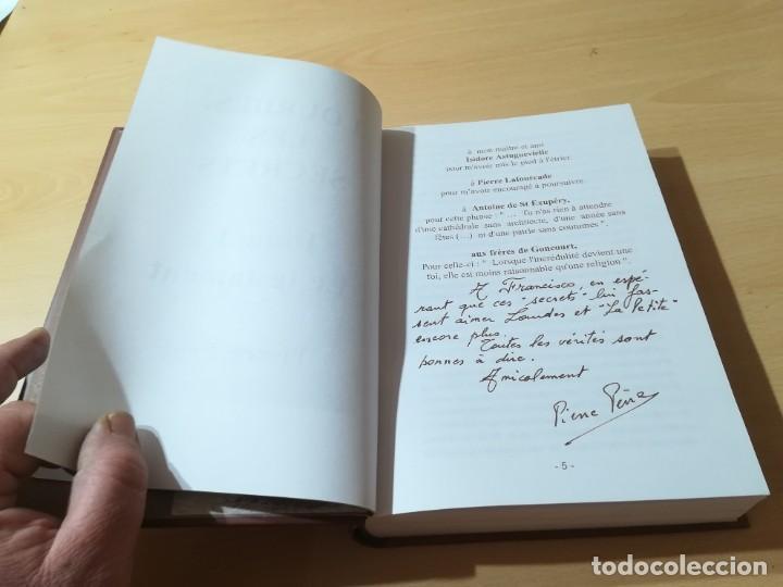 Libros de segunda mano: LOURDES LES SECRETS / PIERRE PENE - EN FRANCES / AUGE FRERES / P+106 - Foto 9 - 222824355