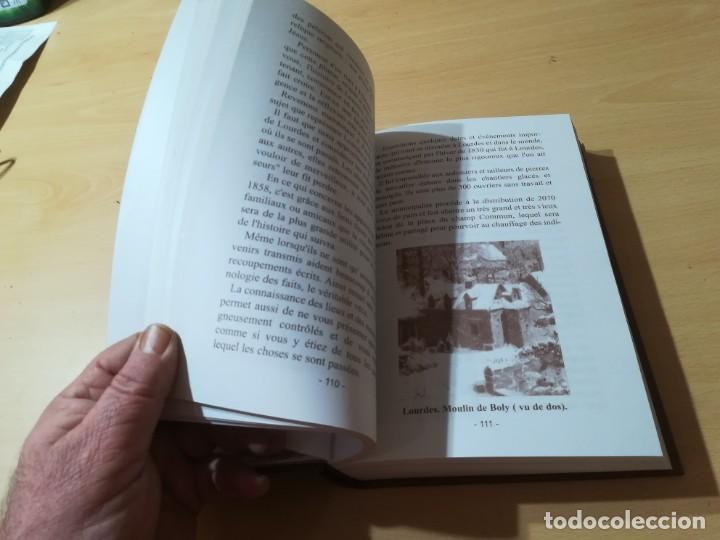 Libros de segunda mano: LOURDES LES SECRETS / PIERRE PENE - EN FRANCES / AUGE FRERES / P+106 - Foto 13 - 222824355