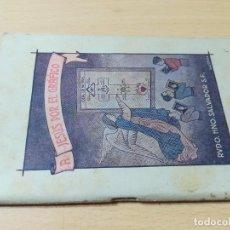 Libros de segunda mano: A JESUS POR EL GRAFICO / RVDO HNO SALVADOR HSF / 1952 VER FOTOS / W+406. Lote 222830815