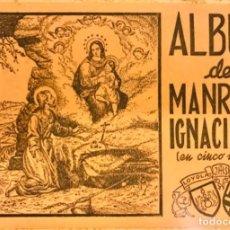 Libros de segunda mano: ALBUM DE MANRESA IGNACIANA (EN CINCO IDIOMAS). Lote 223500021