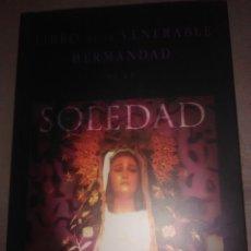 Libros de segunda mano: (CUENCA) LIBRO VBLE. HD. SOLEDAD DE SAN AGUSTÍN. DIPUTACIÓN. 1997.. Lote 223617273