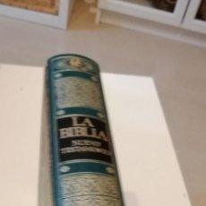 Livros em segunda mão: G-49 LIBRO LA BIBLIA NUEVO TESTAMENTO GUSTAVO DORE. Lote 223645453