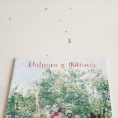 Libros de segunda mano: G-51 REVISTA DE SEMANA SANTA PALMAS Y OLIVOS CUARESMA 2000. Lote 223676203