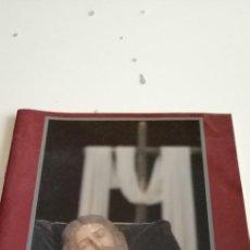Libros de segunda mano: G-51 REVISTA DE SEMANA SANTA STABAT MATER CUARESMA 2001 BOLETIN 19. Lote 223676263