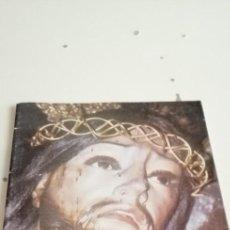 Libros de segunda mano: G-51 REVISTA DE SEMANA SANTA JESUS NAZARENO CUARESMA 1997 97. Lote 223676386