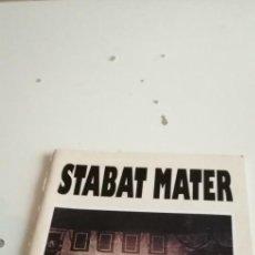 Libros de segunda mano: G-51 REVISTA DE SEMANA SANTA STABAT MATER CUARESMA 1998 HERMANDAD SOLEDAD SAN FERNANDO. Lote 223676678