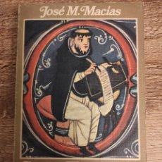 Livros em segunda mão: SANTO DOMINGO DE GUZMÁN. JOSÉ M. MACÍAS. Lote 223751553