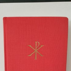 Livros em segunda mão: NUEVO TESTAMENTO/ EDITORIAL APOSTOLADO/ AÑO 1959. Lote 224428855