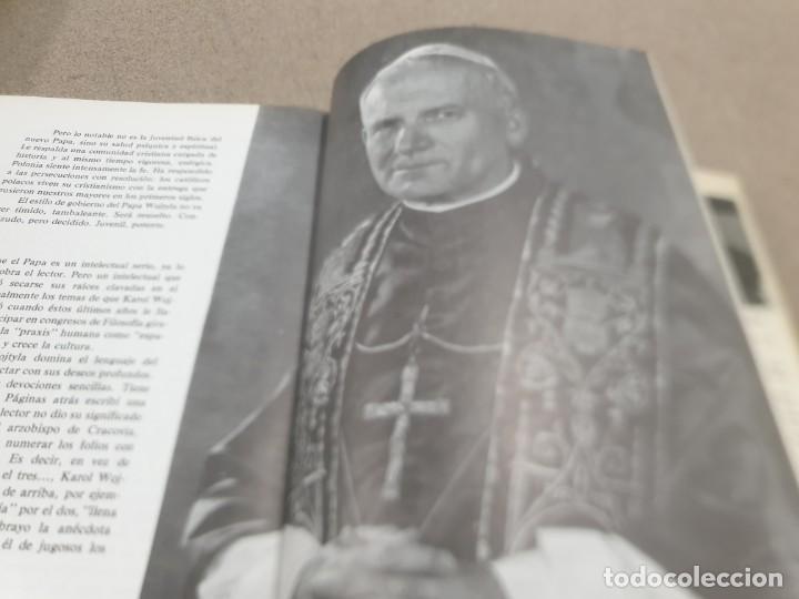 Libros de segunda mano: RELIGION....DE JUAN PABLO I A JUAN PABLO II....1979... - Foto 13 - 224626080