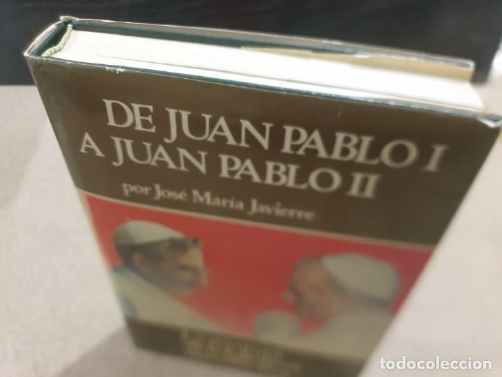 Libros de segunda mano: RELIGION....DE JUAN PABLO I A JUAN PABLO II....1979... - Foto 14 - 224626080