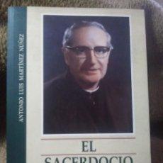 Libros de segunda mano: EL SACERDOCIO COMO PASIÓN, BIOGRAFÍA DE D. LUIS ZAMBRANO. A. L. MARTÍNEZ. 2003. 3 ED.. Lote 226254525