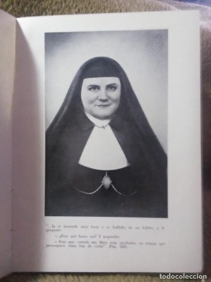 Libros de segunda mano: M. Mª Pilar Izquierdo Albero, Fundadora O.M. Jesús y María. D. Díez. 1973. 1ª Ed. - Foto 3 - 226255910