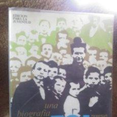 Libros de segunda mano: DON BOSCO, UNA BIOGRAFÍA NUEVA (JUVENTUD). T. BOSCO. CCS. 1980.. Lote 226788320