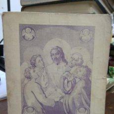 Libros de segunda mano: EL NUEVO TESTAMENTO. (AFEBE). 1953. REI-92. Lote 226893412