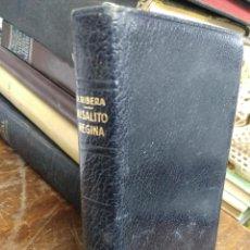 Libros de segunda mano: MISALITO REGINA, P. LUIS RIBERA. REI-108. Lote 227218612