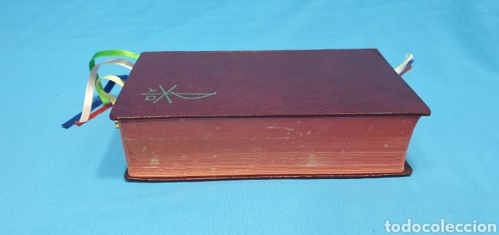 Libros de segunda mano: LITURGIA DE LAS HORAS - LAUDES / HORA INTERMEDIA / VÍSPERAS / COMPLETAS 1972 - Foto 9 - 227809325