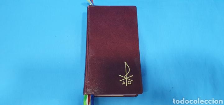 LITURGIA DE LAS HORAS - LAUDES / HORA INTERMEDIA / VÍSPERAS / COMPLETAS 1972 (Libros de Segunda Mano - Religión)