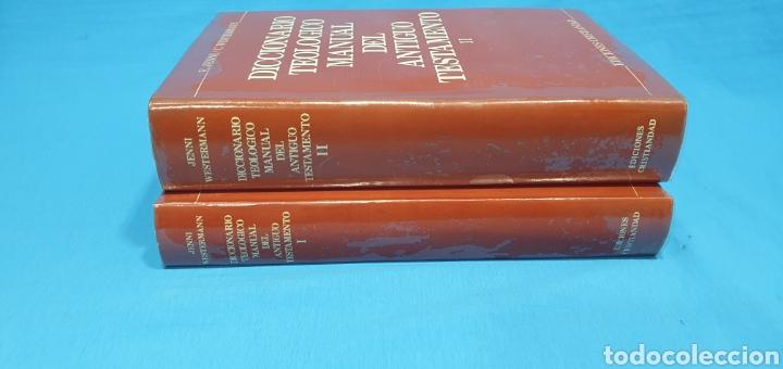 Libros de segunda mano: DICCIONARIO TEOLÓGICO MANUAL DEL ANTIGUO TESTAMENTO I y II - EDICIONES CRISTIANDAD - Foto 9 - 227815350