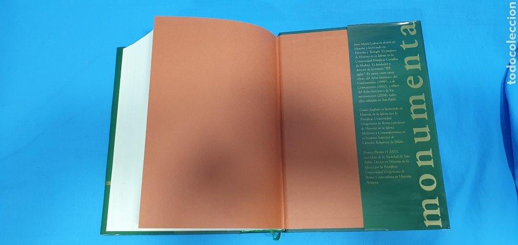 Libros de segunda mano: HISTORIA DE LA IGLESIA - EDAD ANTIGUA, MEDIA, MODERNA Y CONTEMPORÁNEA - EDICIONES SAN PABLO - Foto 5 - 227816800