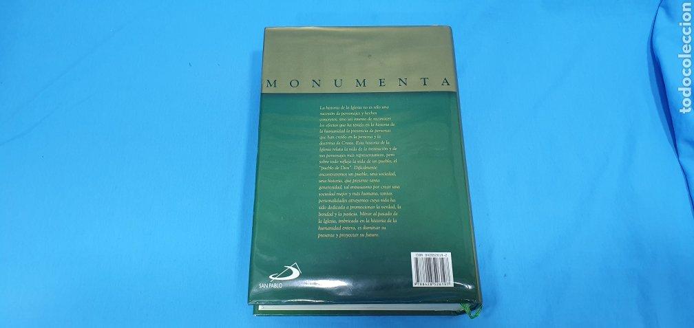 Libros de segunda mano: HISTORIA DE LA IGLESIA - EDAD ANTIGUA, MEDIA, MODERNA Y CONTEMPORÁNEA - EDICIONES SAN PABLO - Foto 6 - 227816800