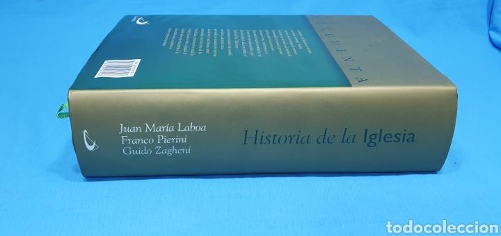 Libros de segunda mano: HISTORIA DE LA IGLESIA - EDAD ANTIGUA, MEDIA, MODERNA Y CONTEMPORÁNEA - EDICIONES SAN PABLO - Foto 7 - 227816800
