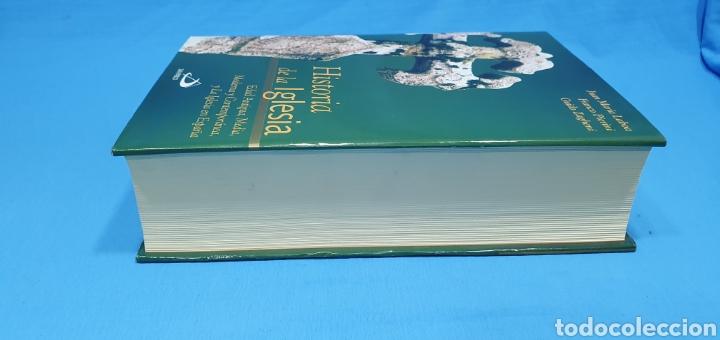Libros de segunda mano: HISTORIA DE LA IGLESIA - EDAD ANTIGUA, MEDIA, MODERNA Y CONTEMPORÁNEA - EDICIONES SAN PABLO - Foto 8 - 227816800