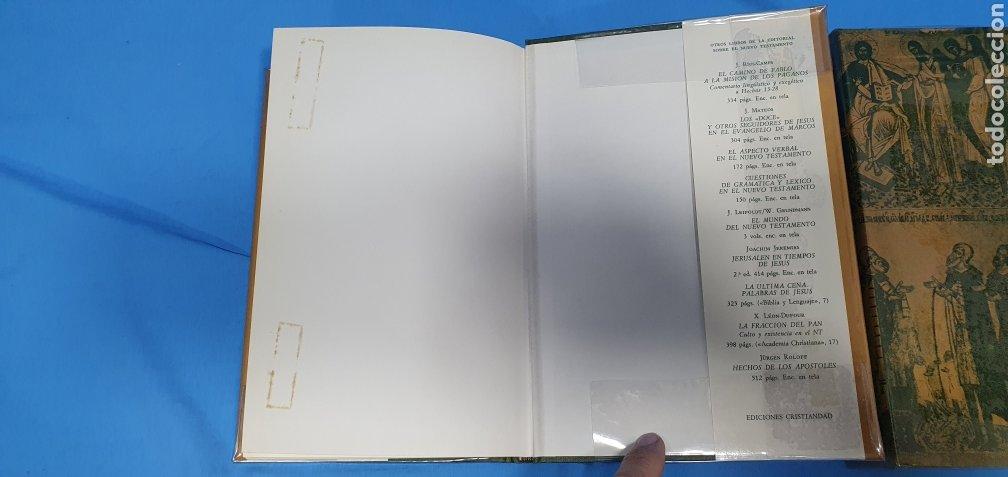 Libros de segunda mano: MUSTERIUM SALUTIS - TOMOS IV - I y II - EDICIONES CRISTIANDAD - Foto 4 - 227822985