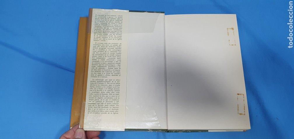 Libros de segunda mano: MUSTERIUM SALUTIS - TOMOS IV - I y II - EDICIONES CRISTIANDAD - Foto 6 - 227822985