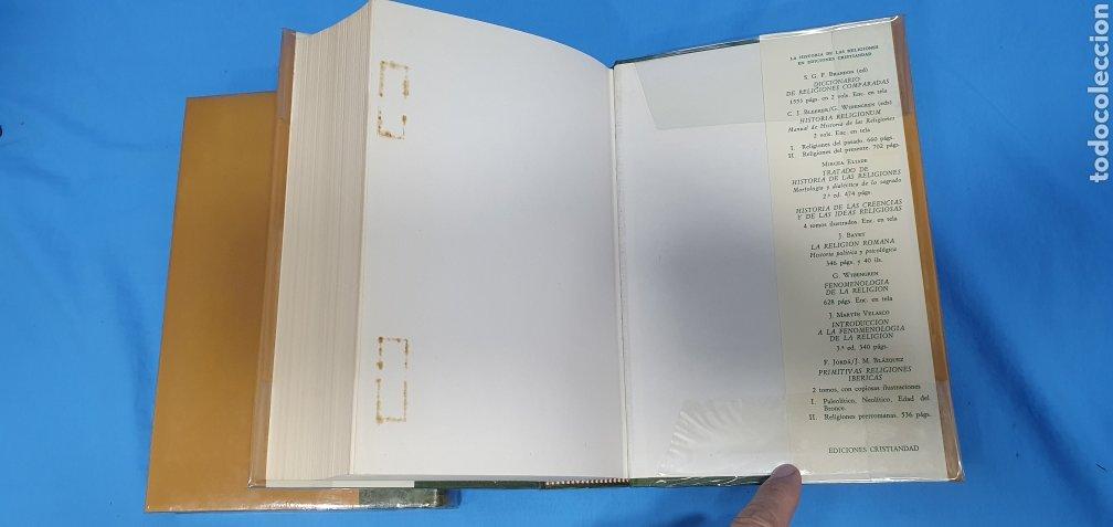 Libros de segunda mano: MUSTERIUM SALUTIS - TOMOS IV - I y II - EDICIONES CRISTIANDAD - Foto 8 - 227822985