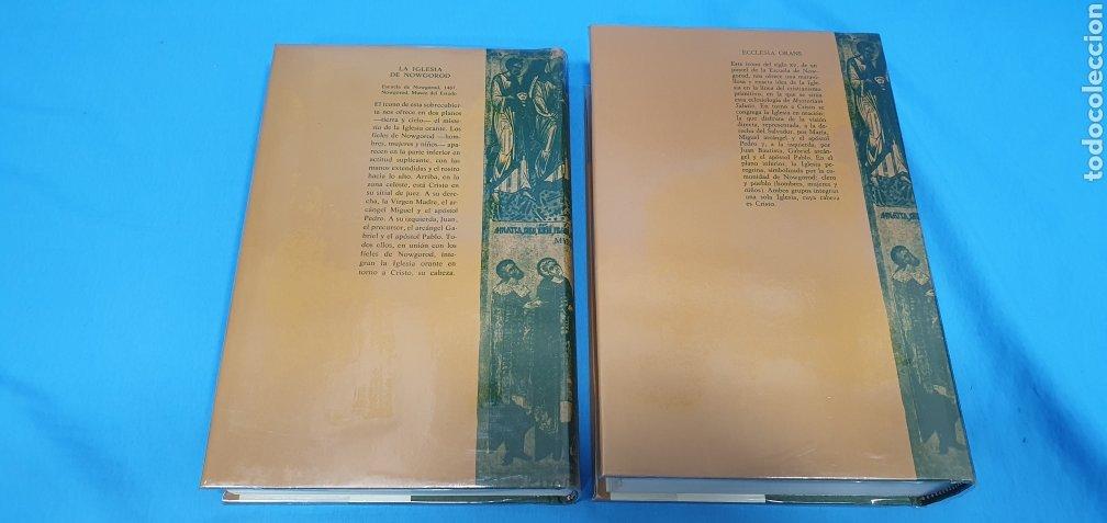 Libros de segunda mano: MUSTERIUM SALUTIS - TOMOS IV - I y II - EDICIONES CRISTIANDAD - Foto 9 - 227822985