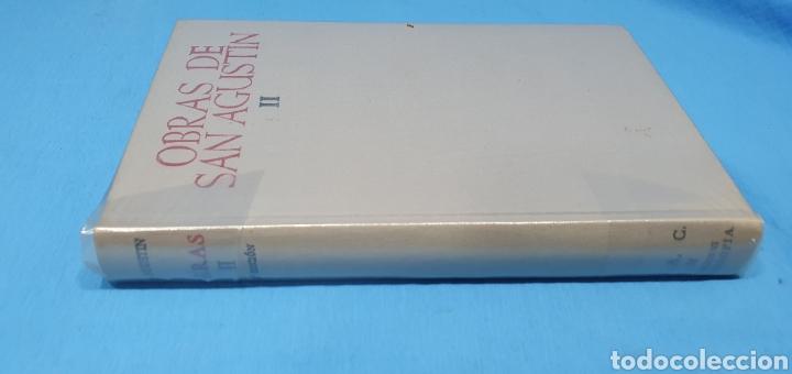 Libros de segunda mano: OBRAS DE SAN AGUSTÍN - II LAS CONFESIONES - BIBLIOTECA DE AUTORES CRISTIANOS - MADRID - MCMLXVIII - Foto 6 - 227976975
