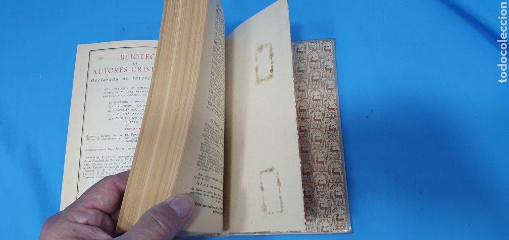 Libros de segunda mano: SAN VICENTE FERRER - BIOGRAFÍA Y ESCRITOS - B. A. C. 153 SECCIÓN V - HISTORIA Y HAGIOGRAFÍA - Foto 5 - 227978240