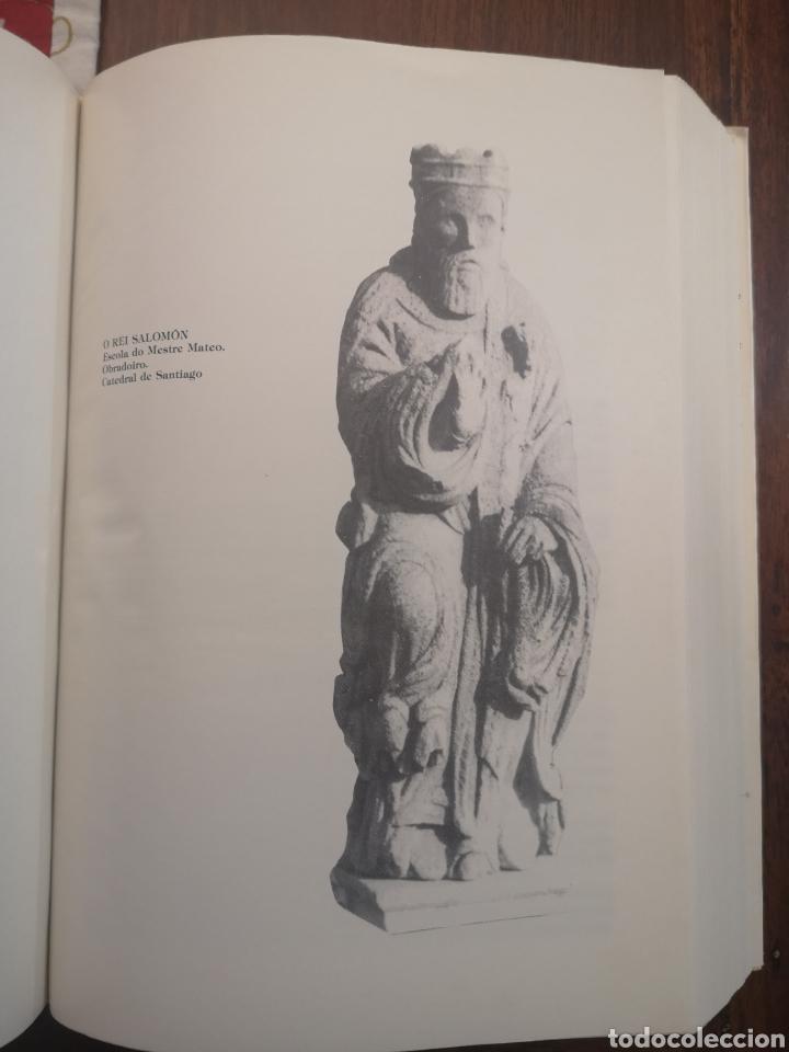 Libros de segunda mano: Sagrada Biblia en Galego (Gallego) Libros Históricos 1982 primera edición - Foto 6 - 229720275