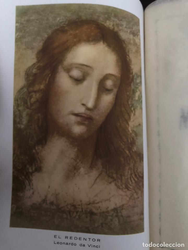Libros de segunda mano: Misal diario latino-español devocionario en piel 1961 - Foto 4 - 230827645