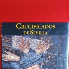 Libros de segunda mano: LIBRO-CRUCIFICADOS DE SEVILLA II-EDICIONES TARTESSOS S.L.-ABC-IMPOLUTO-TERCIOPELO. Lote 231067265