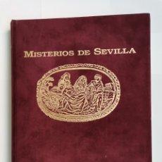 Libros de segunda mano: MISTERIOS DE SEVILLA EDICIONES TARTESSOS TOMO II. Lote 234480085