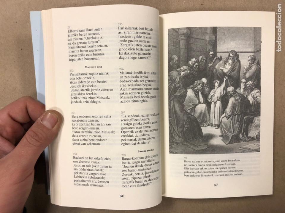 """Libros de segunda mano: JESUSEN BIZITZA. SALBADOR ZAPIRAIN """"ATAÑO"""". AUSPOA LIBURUTEGIA SENDOA ARGITALDARIA 2001. - Foto 4 - 234750530"""
