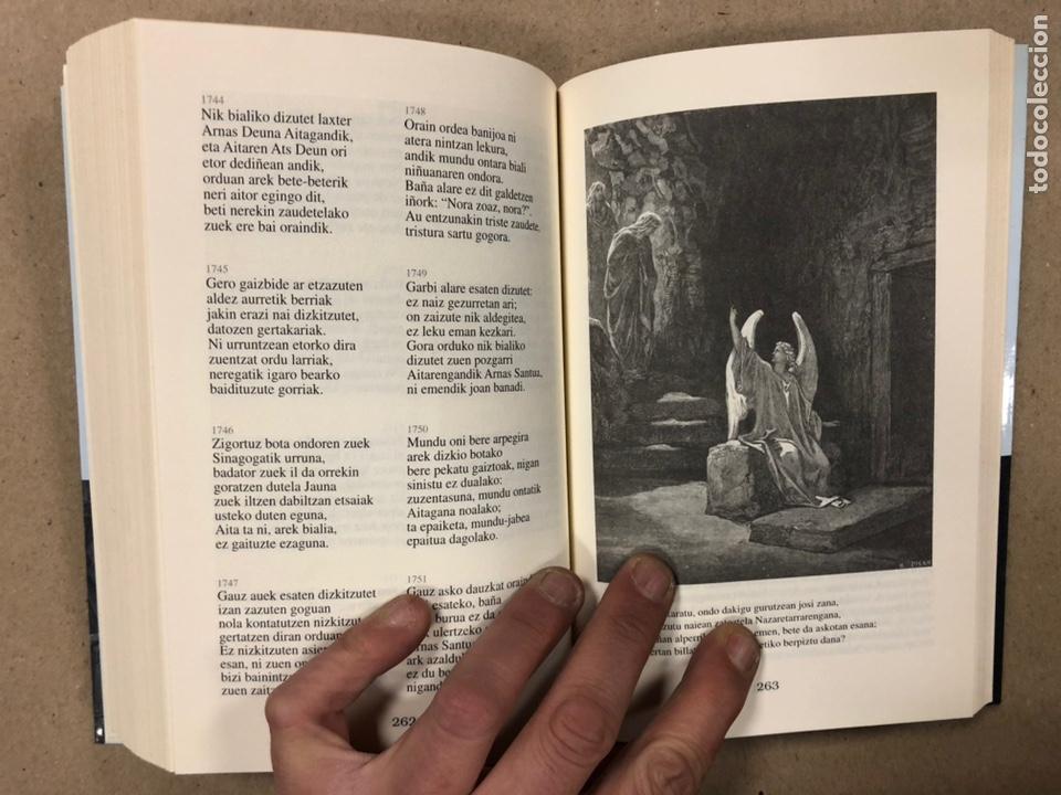 """Libros de segunda mano: JESUSEN BIZITZA. SALBADOR ZAPIRAIN """"ATAÑO"""". AUSPOA LIBURUTEGIA SENDOA ARGITALDARIA 2001. - Foto 6 - 234750530"""