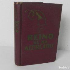 Libros de segunda mano: EL REINO SE HA ACERCADO (WATCHTOWER BIBLE) TESTIGOS DE JEHOVÁ (1947). Lote 234820515