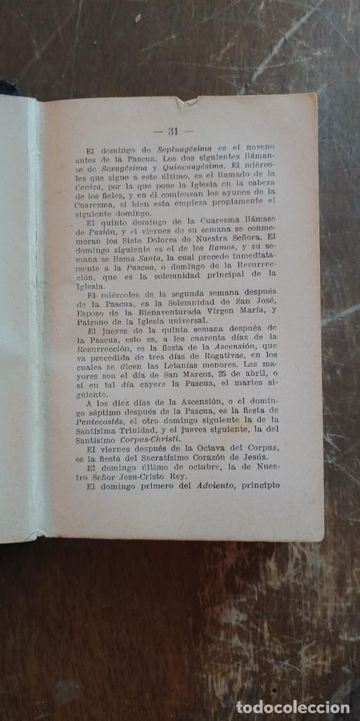 Libros de segunda mano: ANCORA DE SALVACIÓN-DEVOCIONARIO-R.P.JOSÉ MACH-BARCELONA 1929, pymy 3 - Foto 2 - 234903895