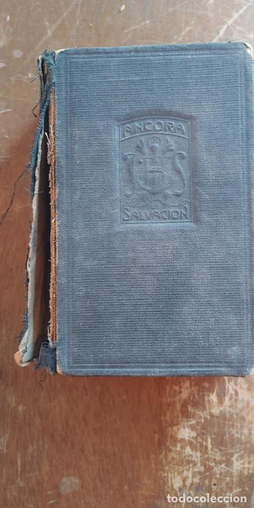 Libros de segunda mano: ANCORA DE SALVACIÓN-DEVOCIONARIO-R.P.JOSÉ MACH-BARCELONA 1929, pymy 3 - Foto 3 - 234903895