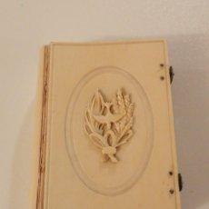 Libros de segunda mano: DEVOCIONARIO ANTIGUO, AÑO 1882, MARFIL.. Lote 234947325