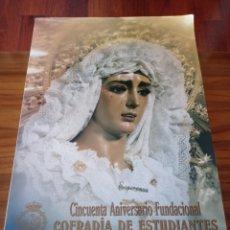 Libros de segunda mano: ALMERÍA COFRADÍA ESTUDIANTES 50 ANIVERSARIO 1944-1994. Lote 235086655