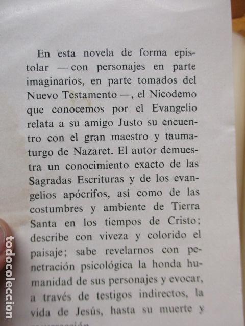 Libros de segunda mano: CARTAS DE DICODEMO - JAN DOBRACZYNSKI - HERDER - Foto 5 - 235216000