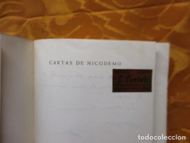 Libros de segunda mano: CARTAS DE DICODEMO - JAN DOBRACZYNSKI - HERDER - Foto 7 - 235216000
